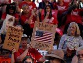 المئات يتظاهرون ضد ترامب بولاية كنتاكى احتجاجا على انتشار العنف بالبلاد