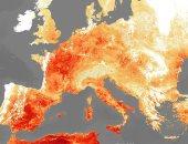 موجة الحر فى أوروبا تؤدى لارتفاع أعداد الوفيات بهولندا بنسبة 15٪