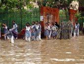 فقدان 18 شخصا على الأقل نتيجة الفيضانات بشمال الهند