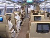 روسيا اليوم تنشر تقريرا عن قطار سريع ينقل الحجاج من المدينة لمكة فى وقت قياسى