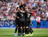 التشكيل الرسمى لمباراة مان سيتي ضد توتنهام فى الدوري الإنجليزي