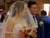 ما سابوش حاجة للصدفة.. زواج ثنائى سنغافورى فى حفل زفاف أسطورى