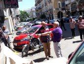صور.. محافظ بورسعيد يطمئن على الاستعدادات لاستقبال عيد الأضحى