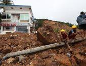 صور.. ارتفاع حصيلة ضحايا الانهيار الأرضى فى ميانمار إلى 32 قتيلا