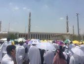 الداخلية السعودية تعلن اكتمال الاستعدادات لاستقبال الحجاج على صعيد عرفات