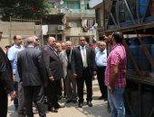 """محافظ القاهرة: إزالة 265 عقارًا بمنطقة """"أبو السعود"""" وتسكين 475 أسرة بالأسمرات"""