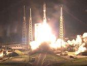 صور .. صاروخ Atlas V يطلق قمر الاتصالات المتقدمة للجيش الأمريكى