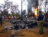 """ارتفاع عدد ضحايا حادث انفجار ناقلة الوقود فى تنزانيا إلى """"69 """" قتيلا"""