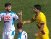 فيديو.. برشلونة يرد على إشارة ريمونتادا مانولاس بـ4 أهداف ضد نابولى