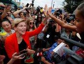 """""""إليزابيث وارن"""" تواصل حملتها لخوض انتخابات الرئاسة الأمريكية"""