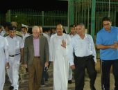 صور.. محافظ جنوب سيناء يطمئن على آخر استعدادات مدينة طور سيناء لاستقبال العيد