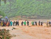 سقوط مئات الضحايا وتضرر أكثر من مليون شخص بسبب الفيضانات فى الهند