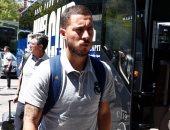 لقاء بين نجوم ريال مدريد والجماهير فى روما قبل ودية الليلة.. فيديو