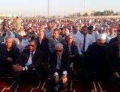 صور.. محافظ جنوب سيناء ومدير الأمن يؤديان صلاه عيد الأضحى