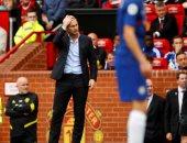 لامبارد: تشيلسى كان أفضل من مانشستر يونايتد وارتكبنا 4 أخطاء بـ4 أهداف