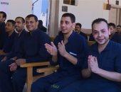 فيديو.. لحظة الإفراج عن 1634 سجينا بعفو رئاسى وشرطى بمناسبة عيد الأضحى