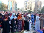 رغم تحذير الأوقاف.. اختلاط الرجال والنساء فى صلاة عيد الأضحى بمصطفى محمود