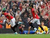 جيمس يسجل هدف مانشستر يونايتد الرابع ضد تشيلسى فى الدقيقة 81.. فيديو