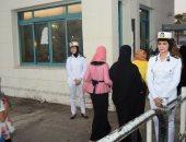 لأول مرة في سوهاج.. الشرطة النسائية تؤمن المحتفلين بعيد الأضحى.. صور