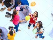 فرحة المصريين بالعيد.. انتشار للبلالين والتقاط السيلفى وبائعى البطاطا
