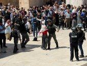1340 مستوطنا يقتحمون المسجد الأقصى بحراسة الاحتلال الإسرائيلى