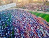 """""""أحمد"""" يشارك صحافة المواطن بصور من صلاة العيد فى قليوب"""