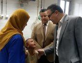 صور.. رئيس جامعة بنها يتفقد المستشفيات للإطمئنان على مستوى الخدمة الصحية