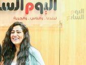 مروة عيد : خالد جلال يمنح الممثل طاقة إيجابية وتعلمت منه الكثير