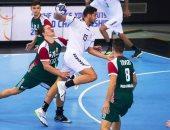 أحمد هشام أفضل لاعب فى مباراة مصر و البرتغال بمونديال مقدونيا