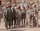 قائد العمليات المشتركة للشرعية اليمنية يشيد بمواقف دول التحالف العربى