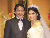 20 صورة فى زفاف حسن يوسف قائد الطلائع