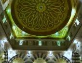 شاهد.. كيف تعمل القباب الالكترونية فى المسجد النبوى؟