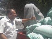 محافظ أسيوط: استمرار الحملات الرقابية على الأسواق وتحرير 425 مخالفة تموينية بمختلف المراكز