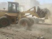 صور.. رفع 811 طن قمامة ومخلفات صلبة بـ4 مراكز فى سوهاج