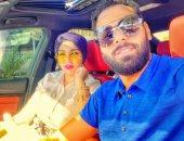 جنش ينشر سيلفى مع زوجته عبر إنستجرام