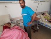 صور.. شركة المياه بشمال سيناء تراجع سلامة خزان بعد إصابة أسرة بالتسمم