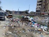 صور.. تكثيف أعمال النظافة بمدينة أسوان وتوفير الصناديق بالخطة الاستثمارية