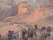 """علماء آثار يزعمون وجود دليل على الغزو  البابلى التاريخى لـ """" القدس """""""