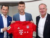 رسمياً.. بايرن ميونخ يضم بيريسيتش لمدة موسم على سبيل الإعارة