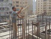 صور.. ضبط 5 حالات للبناء المخالف فى أحياء الإسكندرية خلال عيد الأضحى