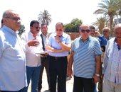 فيديو.. محافظ الشرقية يقود حملة لإزالة تعد على 11 قيراطا زراعيا بقرية شيبة