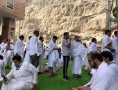 """""""وائل"""" يشارك بصوره أثناء أداء مناسك الحج ويدعو لمصر وشعبها"""