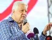 """مرتضى منصور: أرفض لقب رئيس """"الترابيزة والشمسية"""" وحققت 35 بطولة للزمالك"""