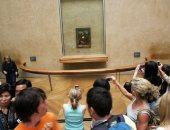 """30 ألف زائر يوميا.. زحام كبير بمتحف اللوفر والسبب """"ابتسامة الموناليزا"""""""