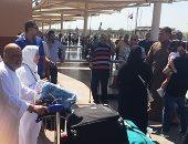 رئيس مصلحة الجمارك يوجه العاملين بمطار القاهرة بتقديم كافة التسهيلات للحجاج