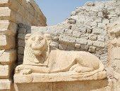 مدينة ماضى الأثرية بالفيوم من أقدم المعابد إلى أطول طريق آثرى اكتشف حتى الآن