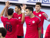 ناشئو اليد فى ربع نهائى مونديال مقدونيا بعد الفوز على سلوفينيا
