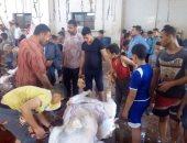 محافظ بنى سويف: توزيع لحوم أضاحى على الأسر الأكثر احتياجا فى 100 قرية