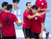 مصر تهزم سلوفينيا 30 / 23  فى كأس العالم لناشئى اليد وتتأهل لربع النهائى