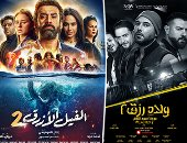 بالأرقام.. السينما المصرية تحصد 6.2 مليون جنيه هذا الأسبوع